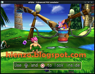 Tomba and Pig