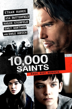 Poster Ten Thousand Saints 2015