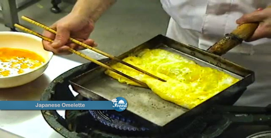 How To Make A Delicious Japanese Omelette Foood Style