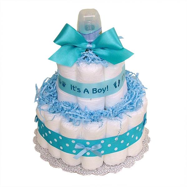 Babyshower planner diaper cake confection de gateau de couches - Gateau de couches suisse ...