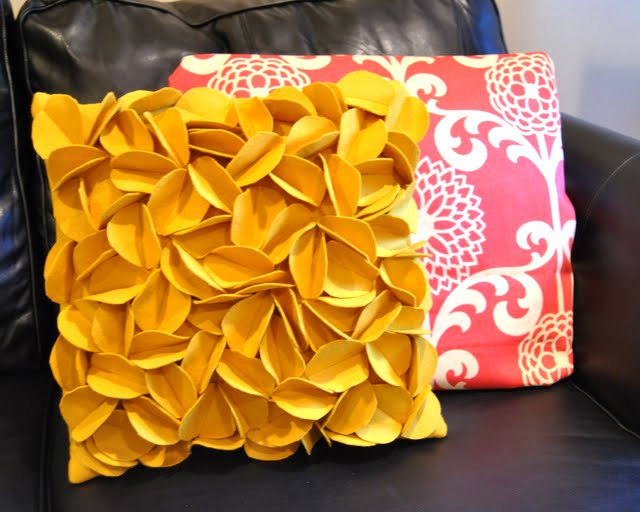 Petal Pillow Tutorial