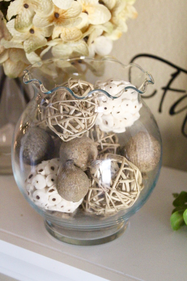 Hobby Lobby Decorative Balls Extraordinary What Faith Can Do Diy Mantle Decor Decorating Design