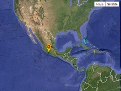 SISMO 5,0 GRADOS EN MEXICO, 01 DE DICIEMBRE 2013