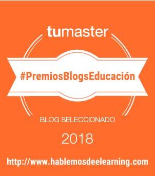 #PremiosBlogEducación2018