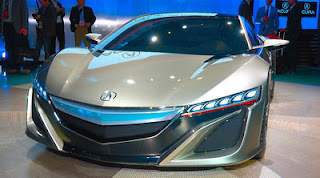 Honda NSX 2012