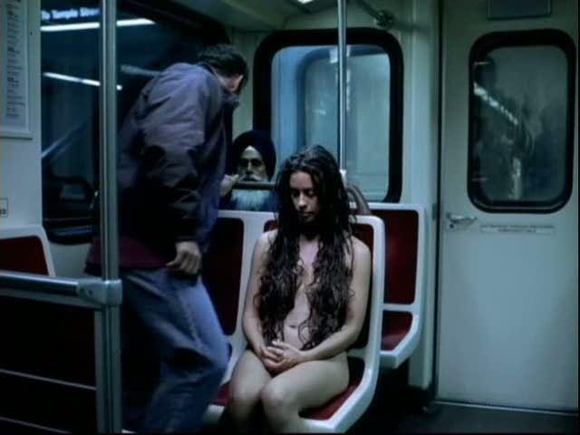 Alanis morresette naked video