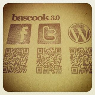 Código QR Bascook