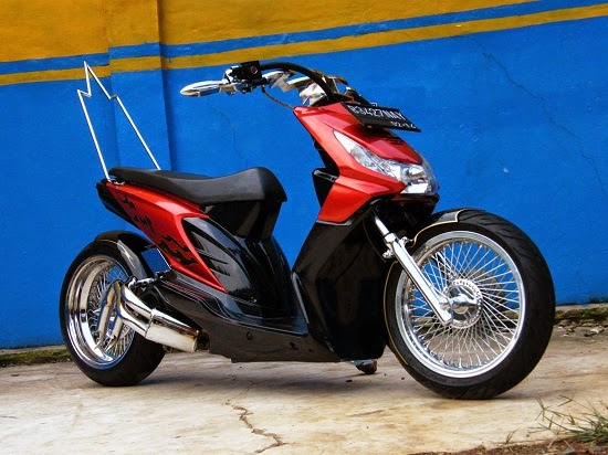 Foto Modifikasi Honda Beat_10 - OtoGrezz