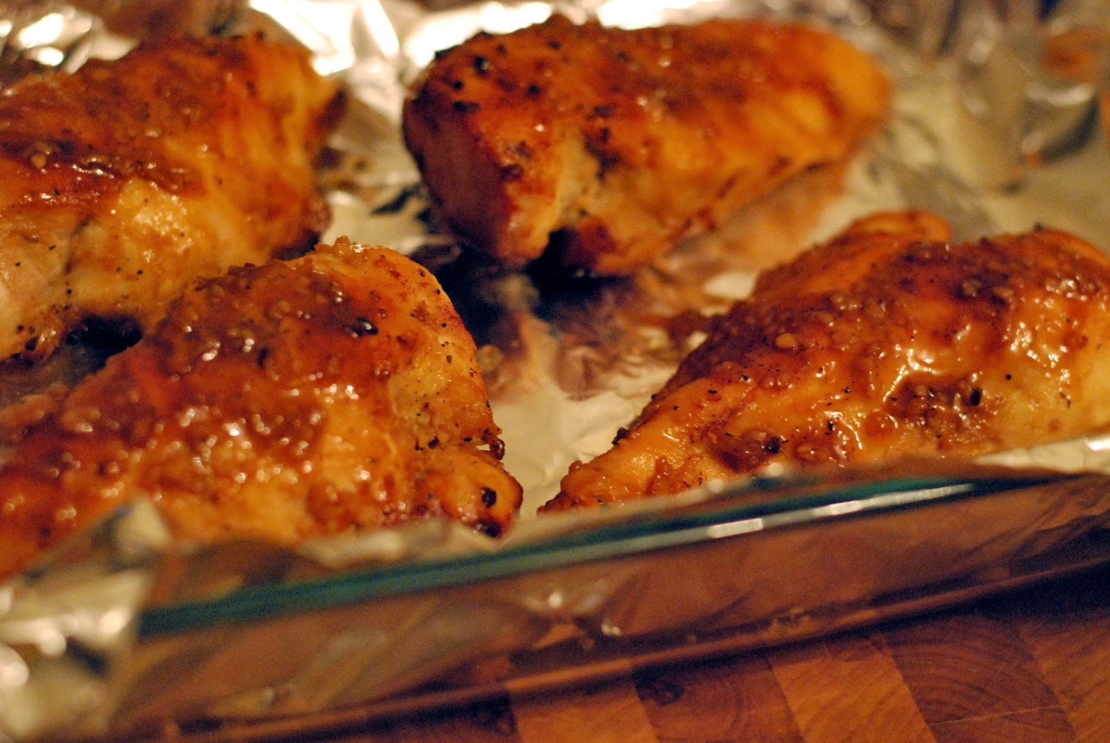 The World's Best Baked Chicken - Aunt Bee's Recipes