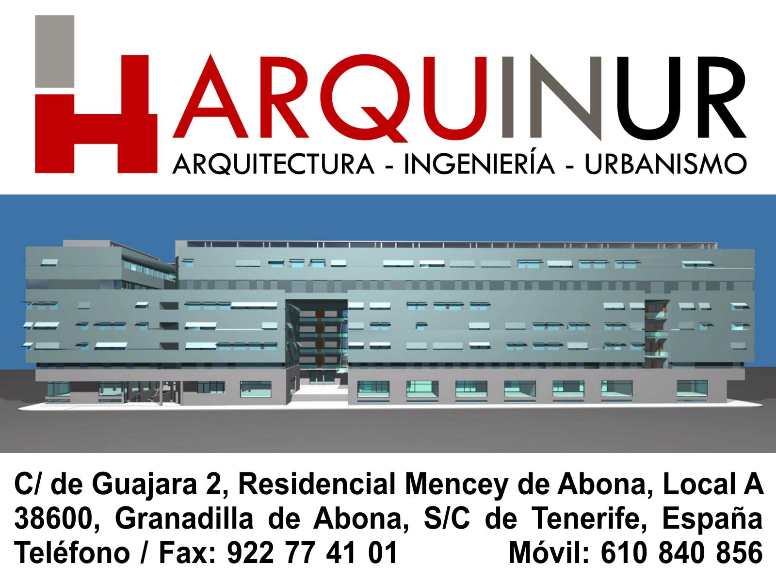 Blog del estudio ARQUINUR RG. S.L.P.