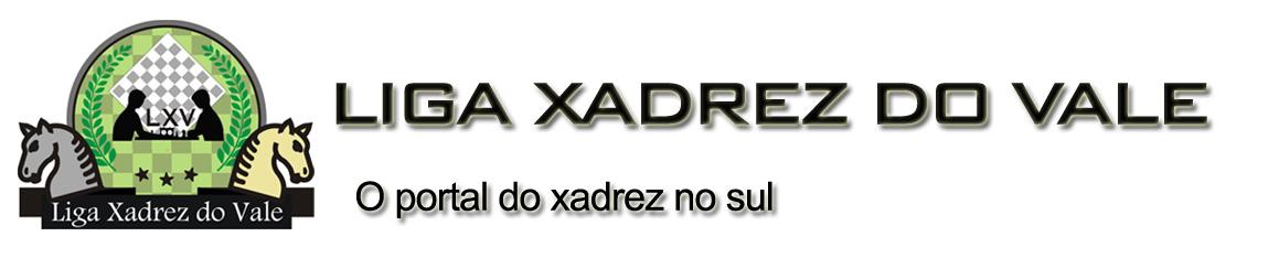 LIGA XADREZ DO VALE