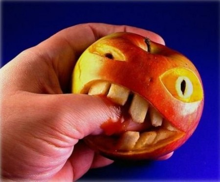 Funny Food Art Picture Funny Clip