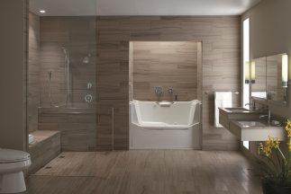 Ba os decorando interiores page 2 for Remodelacion de banos pequenos modernos