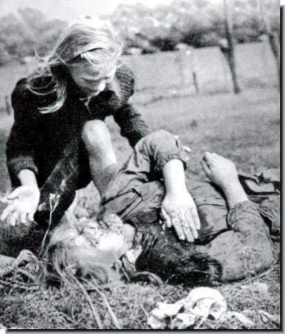 german girl raped  dying