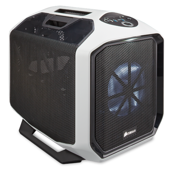 Corsair Graphite Series™ 380T Mini ITX Case Features and Overview screenshot 1