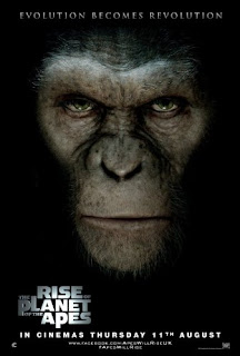 Download Rise of the Planet of the Apes (2011) BluRay 720p 600MB Ganool