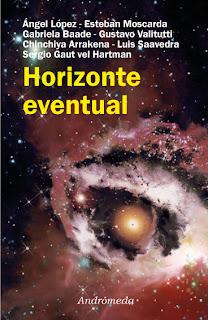 HORIZONTE EVENTUAL, nunca editado, aunque financiado