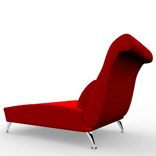Chaise 3d for Chaise modele