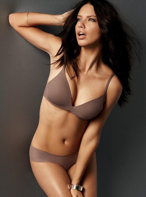 Adriana Lima Victoria S Secret January 2012 Part 1