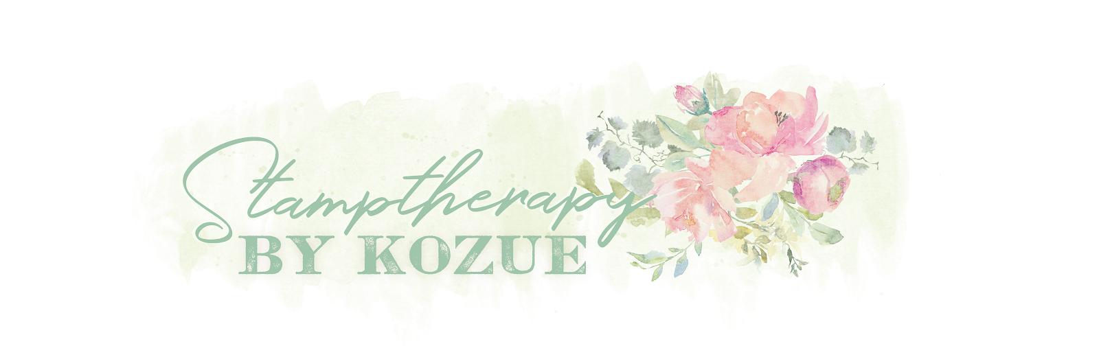 Stamptherapy by Kozue