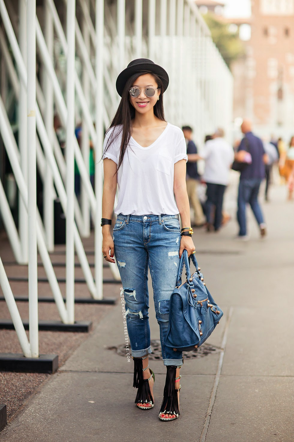 street style models