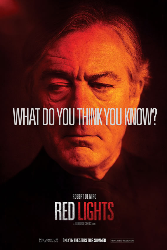 Red Lights (2012) movie