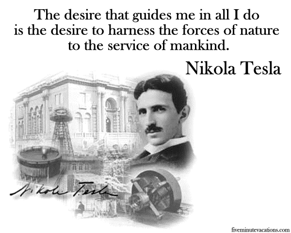 To The Service of Mankind