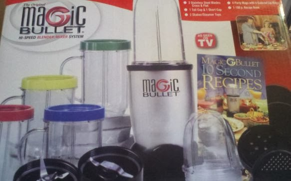 Magic Bullet, blog giveaway,