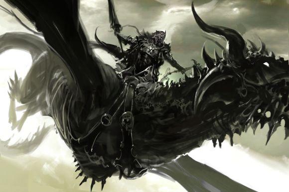 kekai kotaki arte conceitual mundos de fantasia personagens épicos