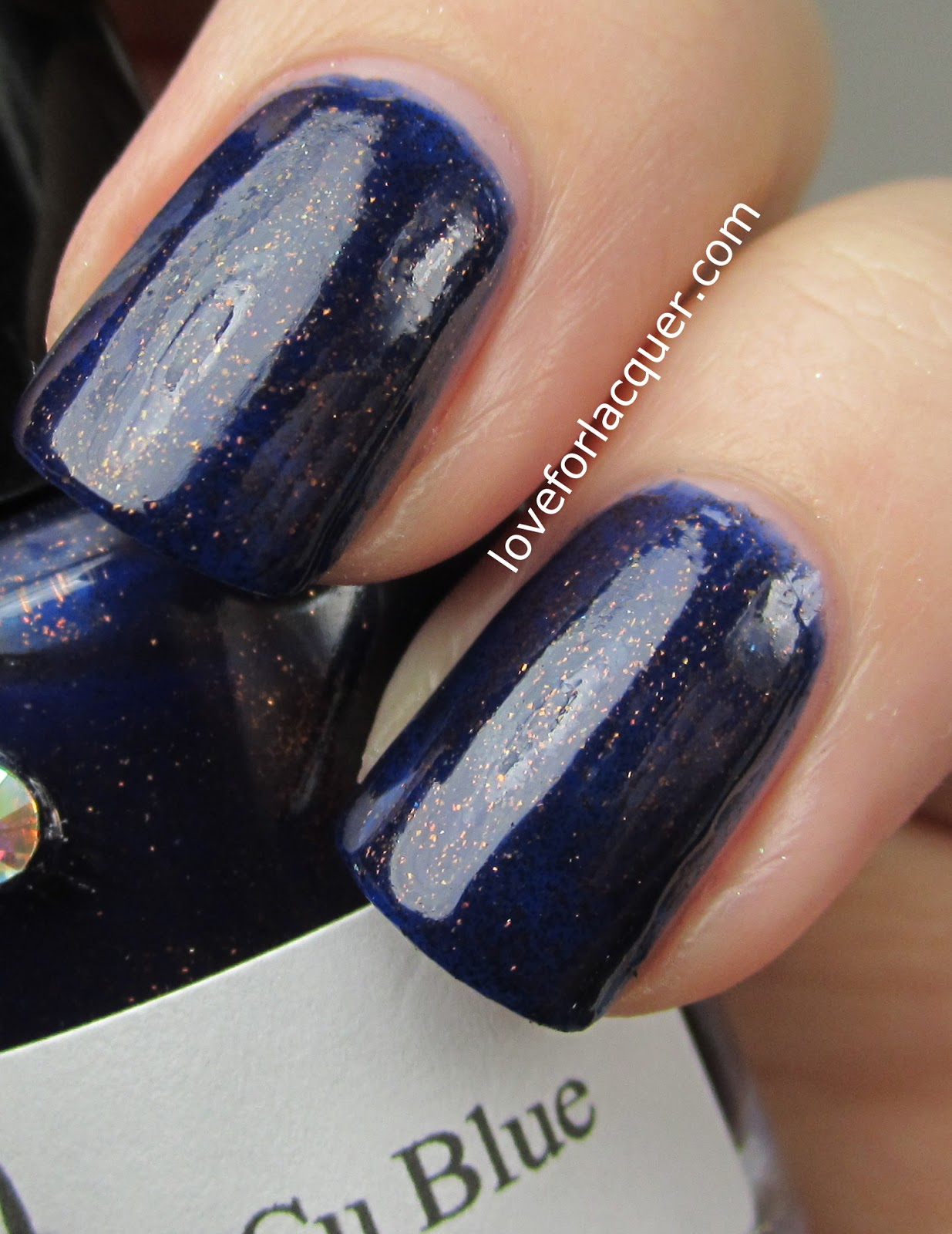 Girly Bits Nail Polish Swatches & Review - Love for Lacquer