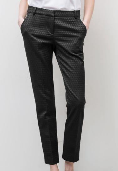 Rebajas SS 2015 fondo de armario pantalones negros