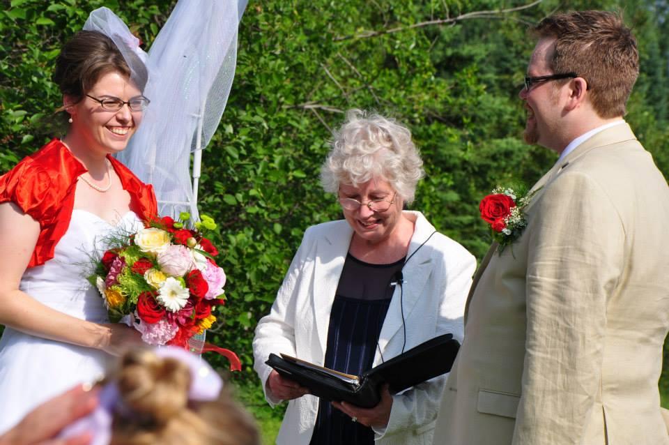 Real Wedding; Thunder Bay, On