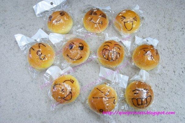 My Squishy Bun Collection : Nikie s Mini BlogShop: Squishy Bun I am going to sell