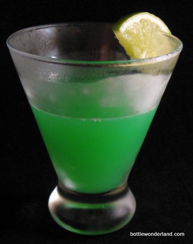 Tequila Mockingbird Drink