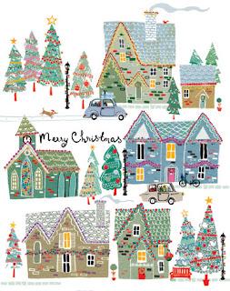 Louise Cunninghams Blog Papyrus Christmas Card