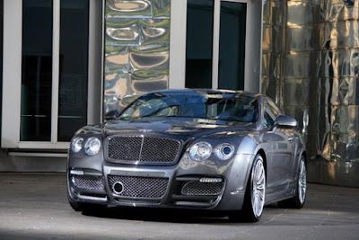 Bentley GT Speed Elegance front