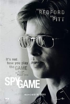 Watch Spy Game 2001 Hollywood Movie Online | Spy Game 2001 Hollywood Movie Poster
