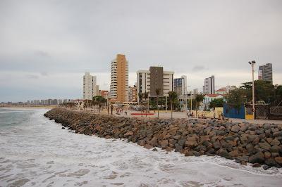 praia de iracema - fortaleza (CE)