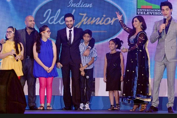 Indian IDOL Junior grand finale Winners 2013