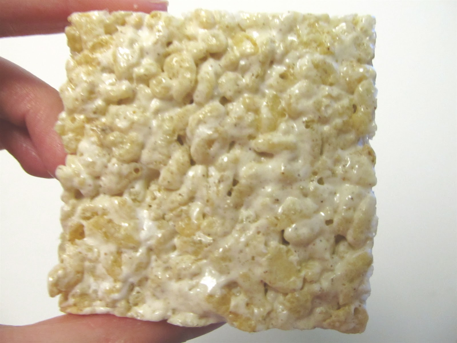 storing rice krispie treats