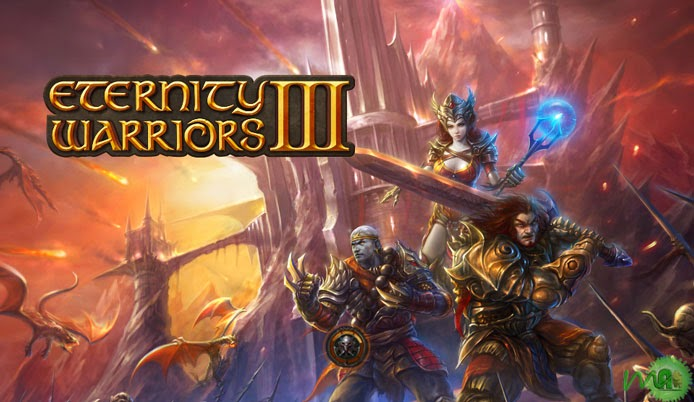 Eternity Warriors 3 Mod v1.1.1 APK ( unlimited energy ) Download
