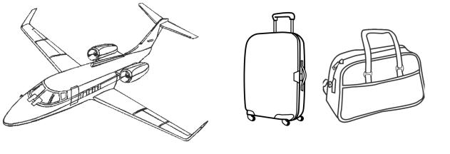 malas e carteiras lojas