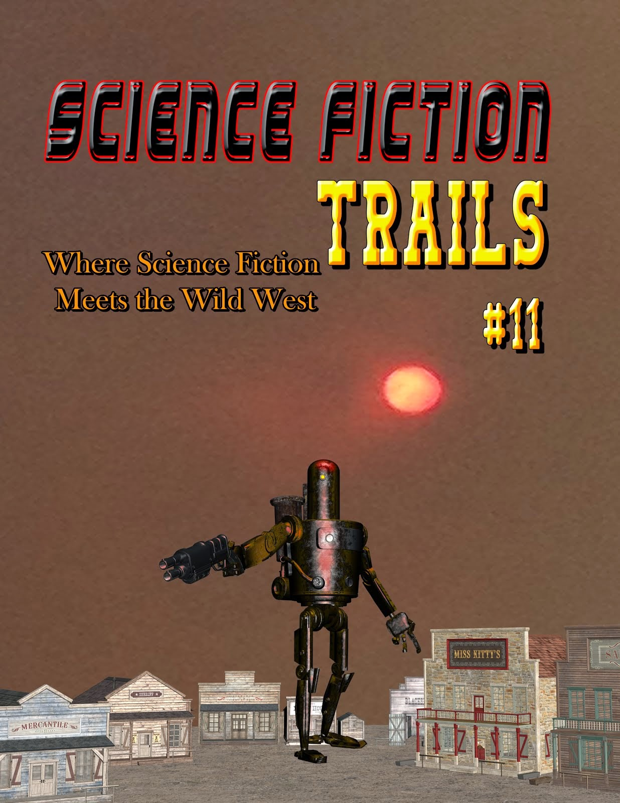 Science Fiction Trails 11