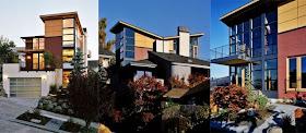 Gambar Rumah Kayu Minimalis Nan Modern