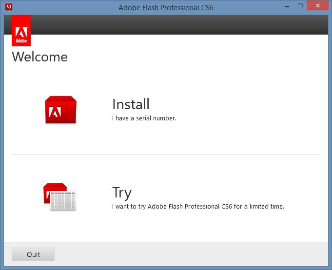 Adobe flash professional cs6 windows 7
