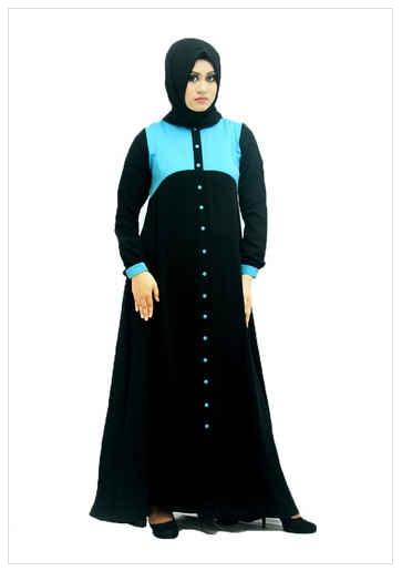 Contoh Foto Baju Muslim Modern Terbaru 2016 Gambar Busana