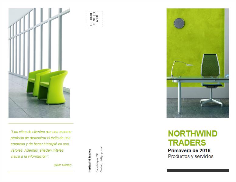 Microsoft Publisher Brochure Templates