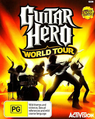 DownloadGameGuitar Hero World Tour Full Version