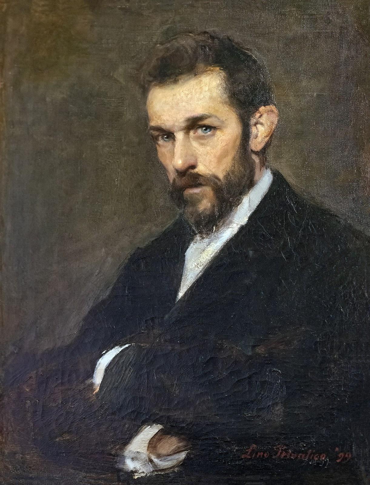 Lino Selvatico Ritratto di Giovanni  ordiga