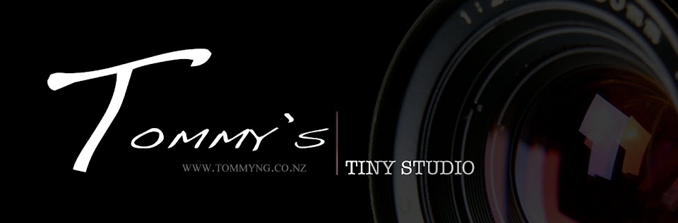 Tommy's Tiny Studio Blog